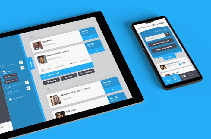 UX et UI pour E-slides